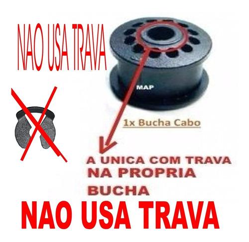 bucha do cabo da alavanca trambula fiesta/focus/ka/ecoesport