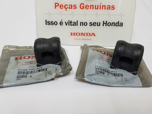 bucha do estabilizador dianteiro honda civic 2012 a 2016