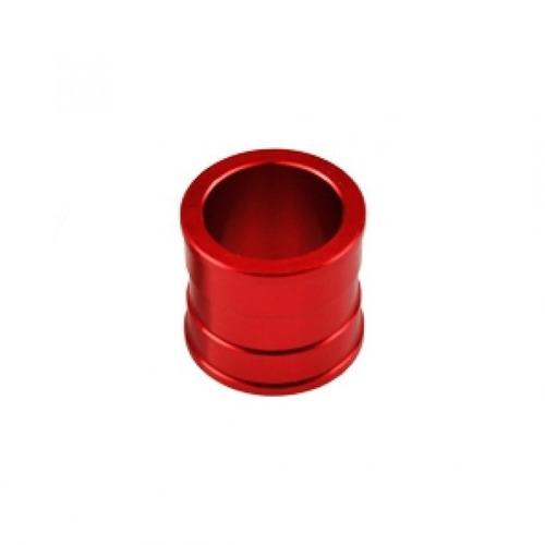 bucha espaçadora de roda dianteira zeta - crfx - vermelho
