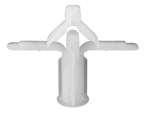 bucha plastica para gesso gdp2 50 peças ivplast