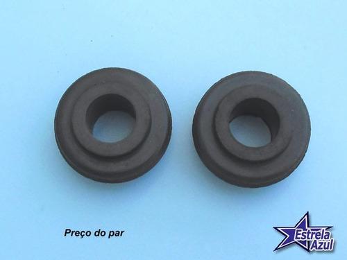 bucha radiador óleo variant tl - par - original vw