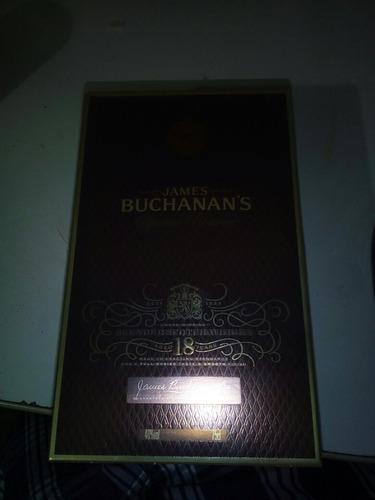 buchanans 18 unica pieza
