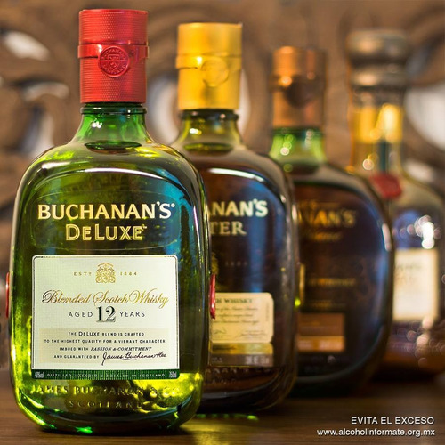 buchana's 12 deluxe 1,75 ml