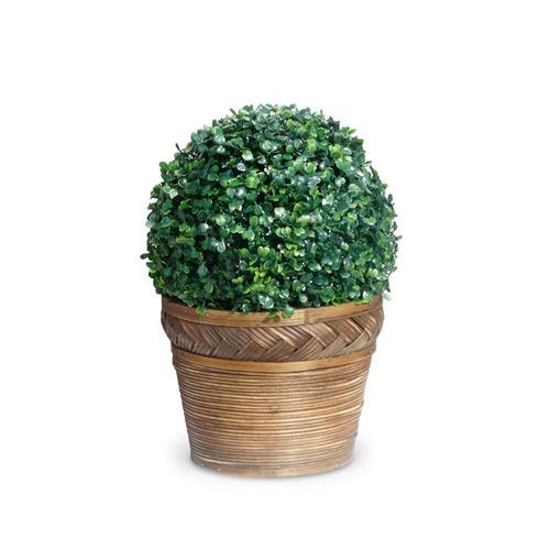 buchinho 12 cm grama bola buxinho topiara jardim artificial