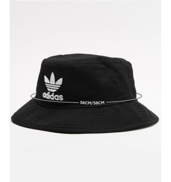 clima Alerta apelación  Bucket Hat Ac adidas Originals Preto - Único - Preto - R$ 129,99 ...
