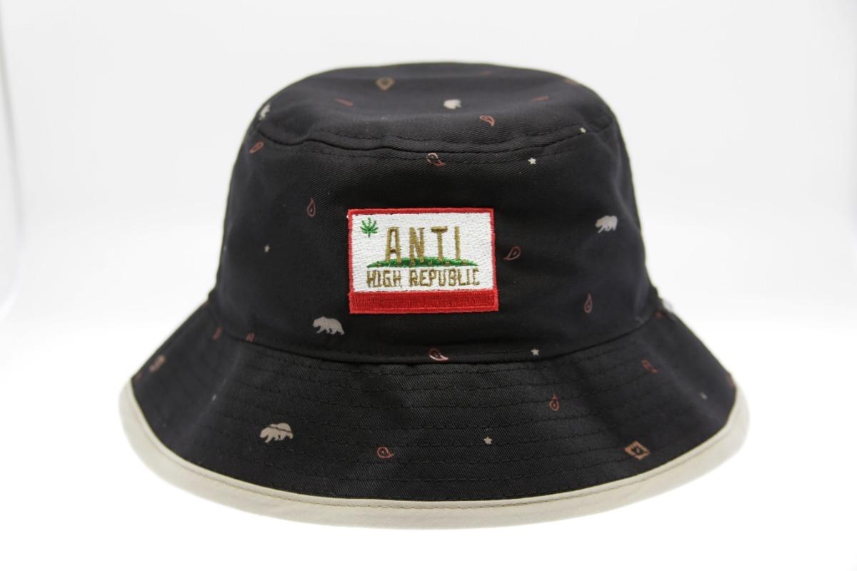Bucket Hat California Gorro Antifashion -   299.00 en Mercado Libre 9978fa9a7ae