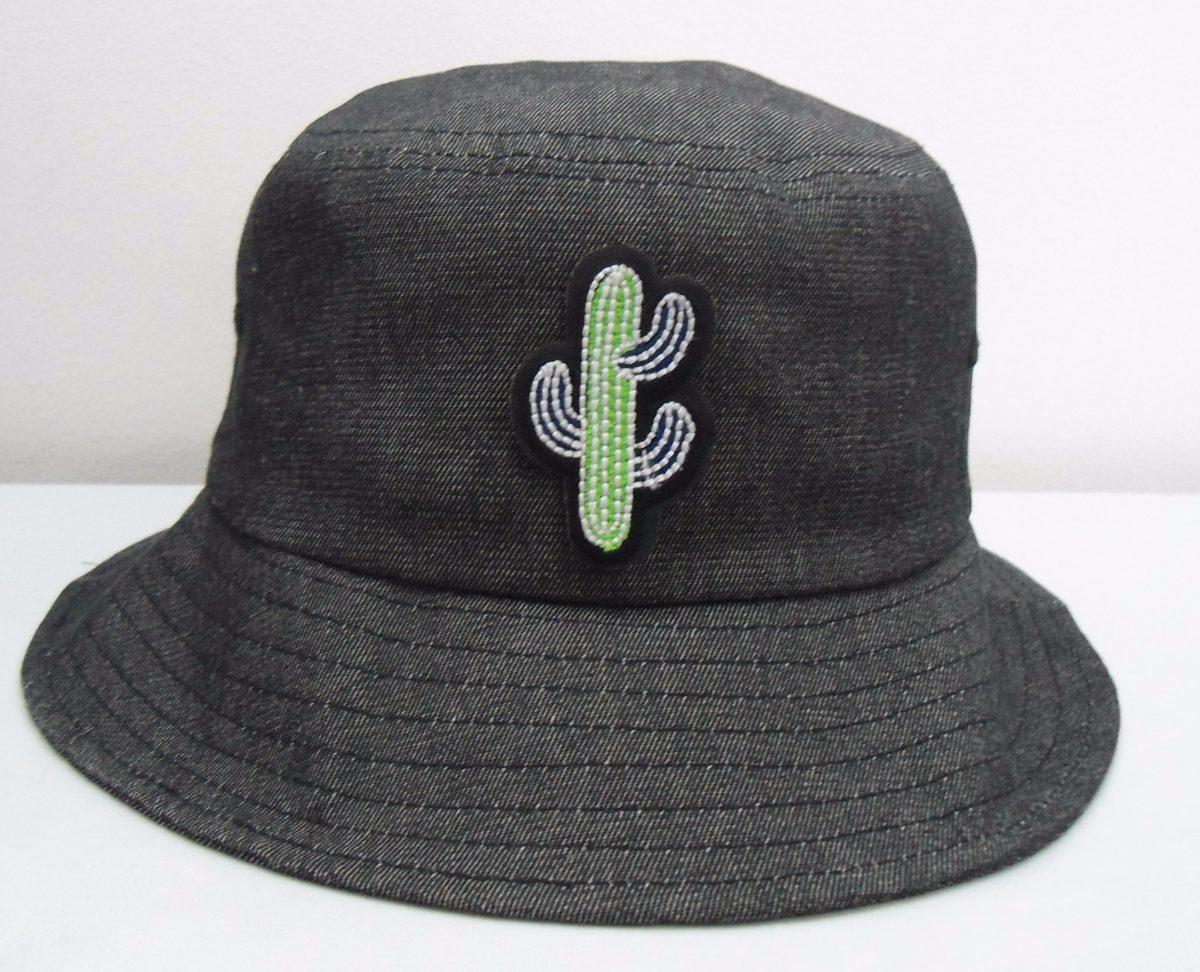 baab57f3898a9 Bucket Hat Chapéu Hip Hop Sk8 Skate Rap Pronta Entrega Moda - R  28 ...