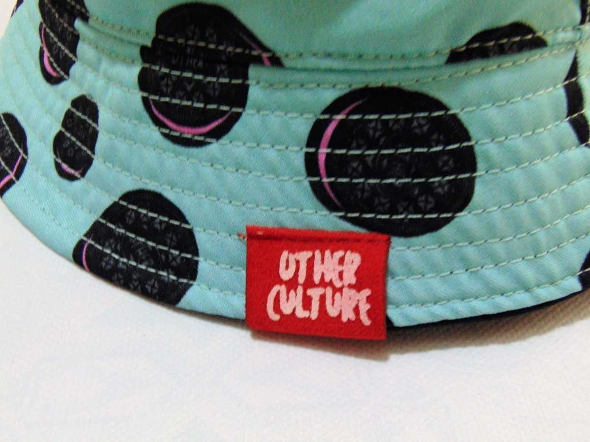 bucket hat other culture cookie dupla face pronta entrega. Carregando zoom. 174059b1235