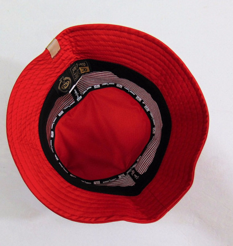 bucket hat other culture wind trucker vermelho pronta entreg. Carregando  zoom. 1d5139d0ccc