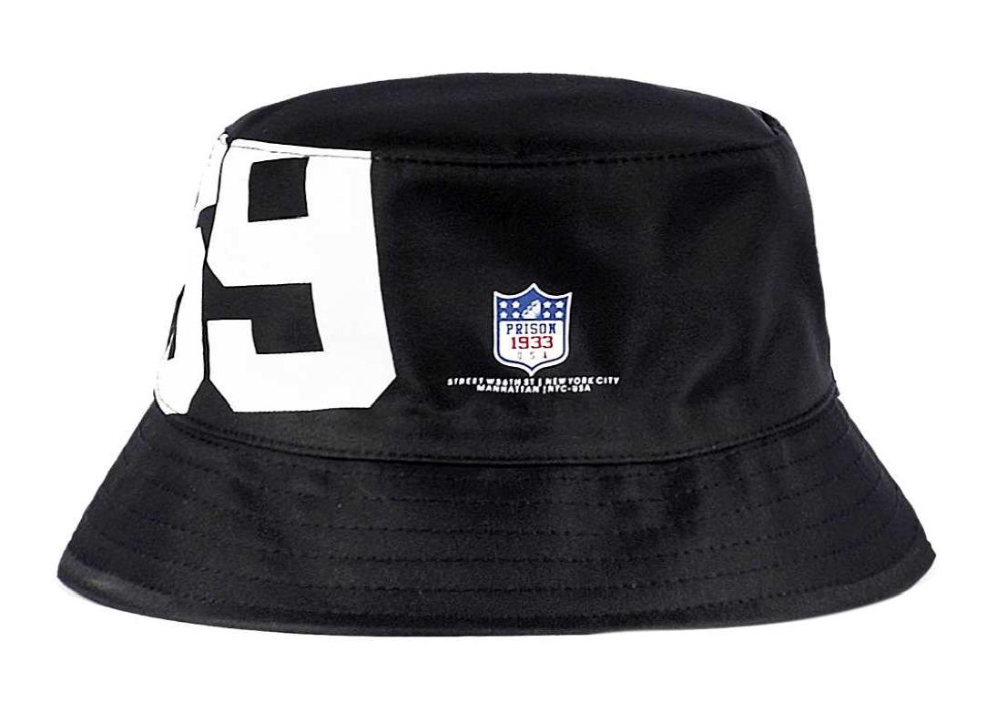 bucket hat streetwear prison 69 thuglife. Carregando zoom. 838d0f69782