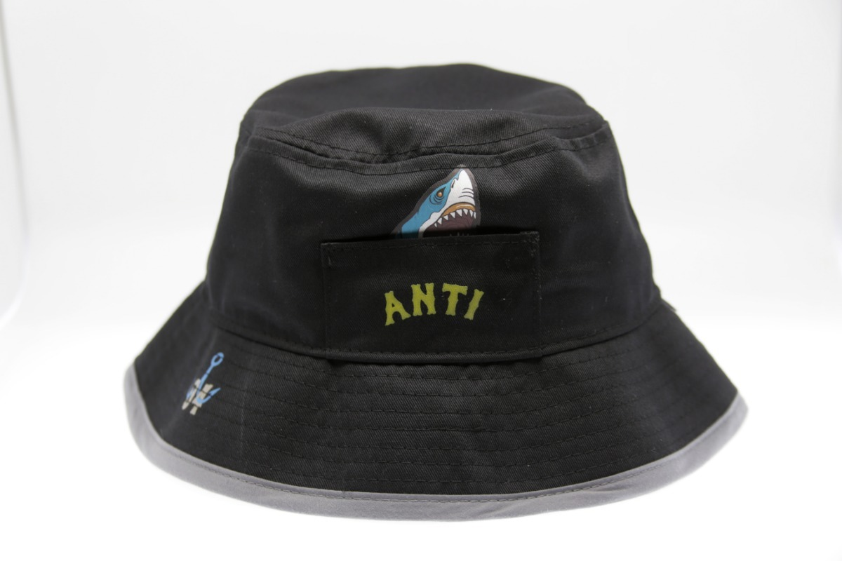Bucket Hat Tiburon Gorro Antifashion -   299.00 en Mercado Libre 6db3794c176