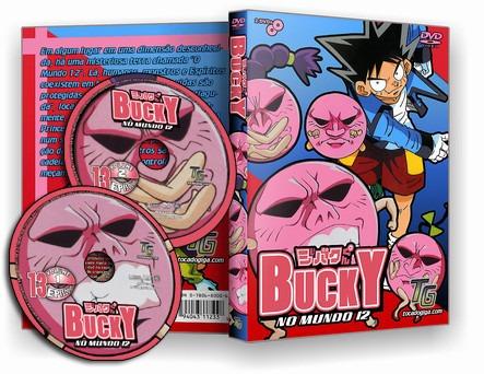 bucky *completo* dvd