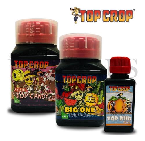 bud pack top crop fertilizante aditivo nutriente cultivo