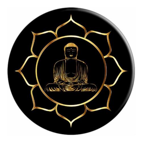 buda de flor de loto meditaci