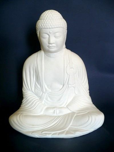 Buda Hindu Meditando En Yeso Grande Para Pintar 26 Cm. - $ 120,00 en ...
