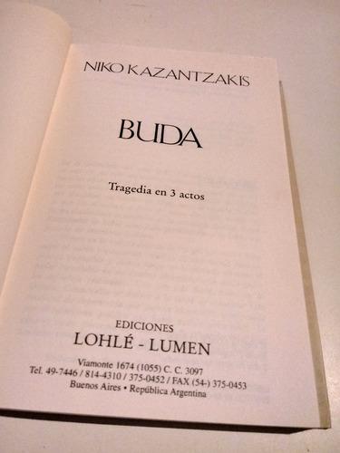 buda - niko kazantzakis - tragedia en3 actos - nuevo-