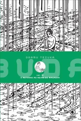 buda - vol. 11- o retorno ao reino de magadha - ótimo estado