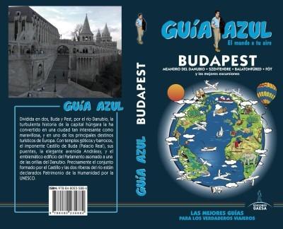 budapest. guía azul(libro viajes)