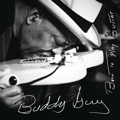 buddy guy born to play guitar 2 vinilos importados nuevos