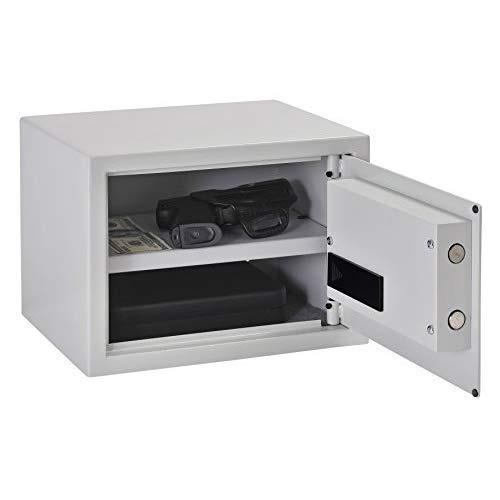 buddy products piso electrónico y estante seguro,...