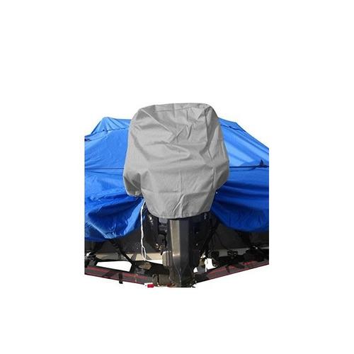 budge ba-37 cubierta de motor x-large gris para motores de c