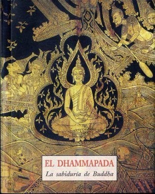 budismo - el dhammapada - la sabiduria de buda  envio