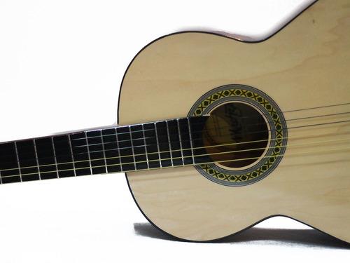 buen fin guitarra clasica accesorios de regalo colores