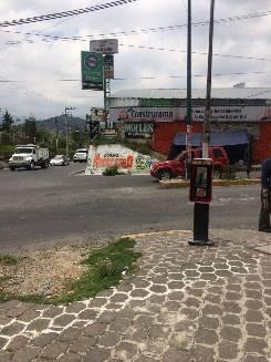 buen terreno en carretera méxico huixquilucan  el mirador