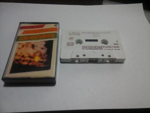 buen viaje con lo mejor de los nocturnos cassette nacional