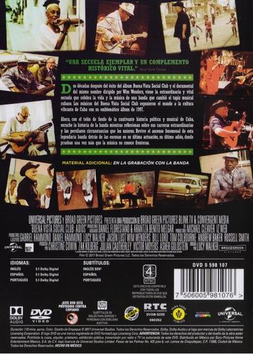 buena vista social club adios documental dvd