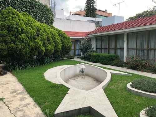 buenísima casa con gran jardín en san jerónimo aculco