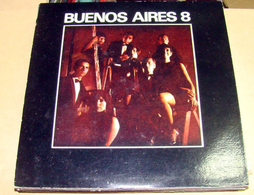 buenos aires 8 - buenos aires 8 vinilo argentino