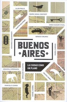 buenos aires, la ciudad como un plano - crónicas y relatos.