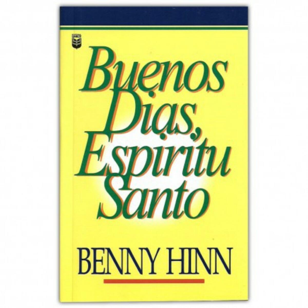 Bienvenido espiritu santo benny hinn pdf this book fandeluxe Choice Image