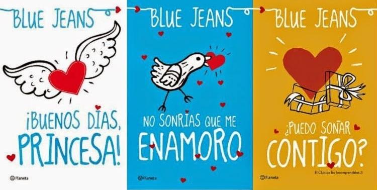 Buenos Días, Princesa Blue Jeans Libro Fisico Oferta - U$S