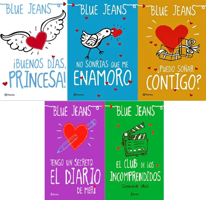 Buenos Dias Princesa Blue Jeans Serie Completa Pdf - Bs. 0