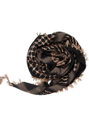 bufanda árabe original merewill premium 100% algodón shem