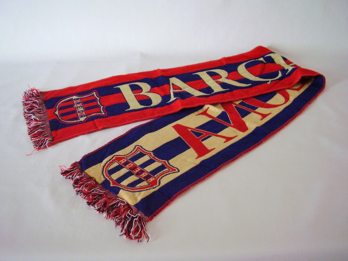 Bufanda Barcelona New! ! ! ! - S  40 cb38de48de2