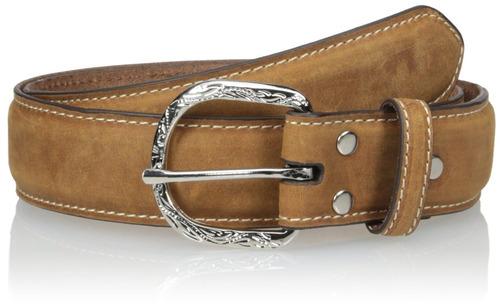 bufanda básica envejecida de nocona, marrón medio, 44