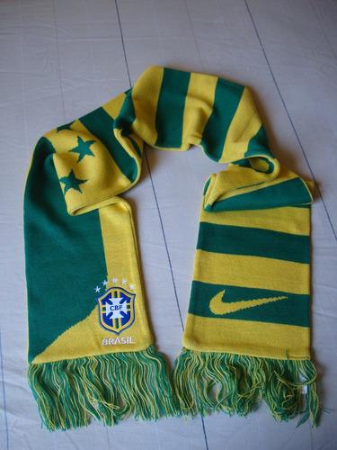 bufanda brasil nike