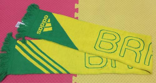 bufanda chivas brasil nike adidas puma mundial doble vista