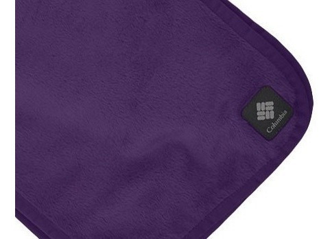 bufanda columbia soft plush 1.80 mts. de largo nuevas
