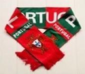 bufanda copa mundial futbol rusia 2018 banderas portugal
