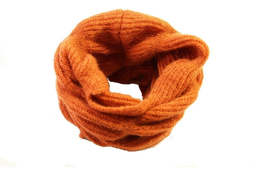 bufanda cuello infinito lana frio invierno, oferton 2020