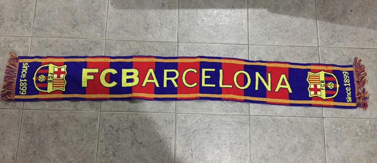 bufanda fc barcelona original. Cargando zoom. ee09cdb2308