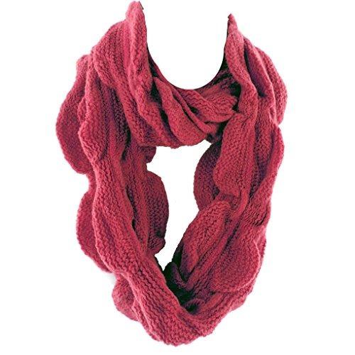 bufanda infinity para mujer de silver fever | moda elegante