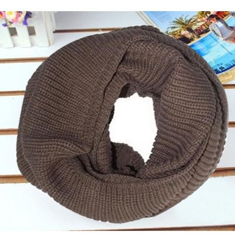 bufanda lana cuello ropa invierno colores varios