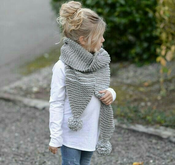 venta caliente online a4875 0ae11 Bufanda Niña Nena Infantil