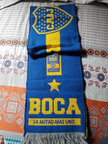 bufanda oficial bj