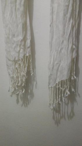 bufanda para dama